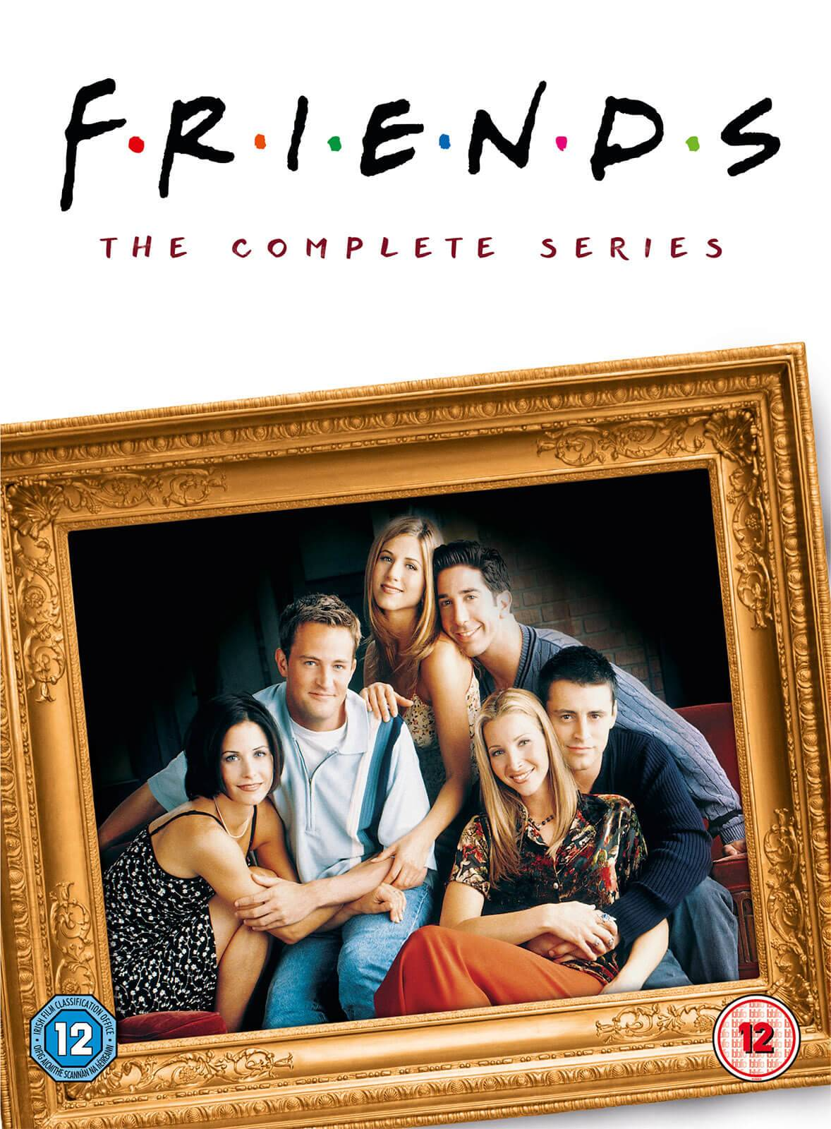 Warner Home Video Friends - The Complete Series 1-10