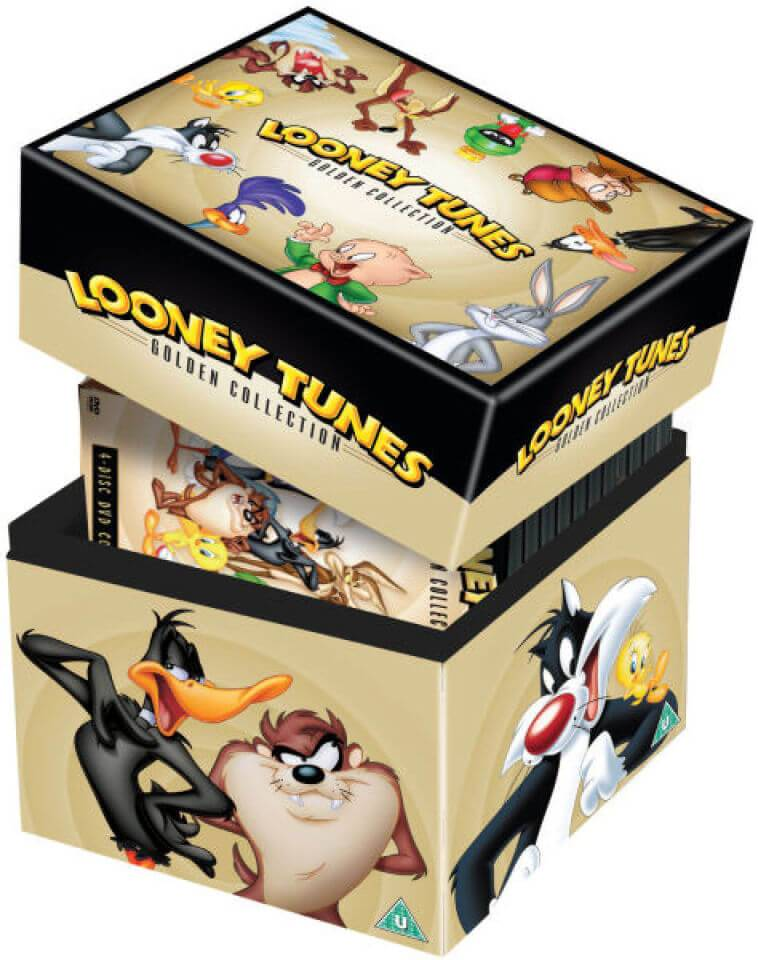 Warner Home Video Looney Tunes: Golden Collection Box Set