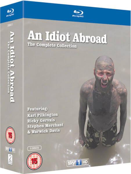 2 Entertain An Idiot Abroad - Series 1-3