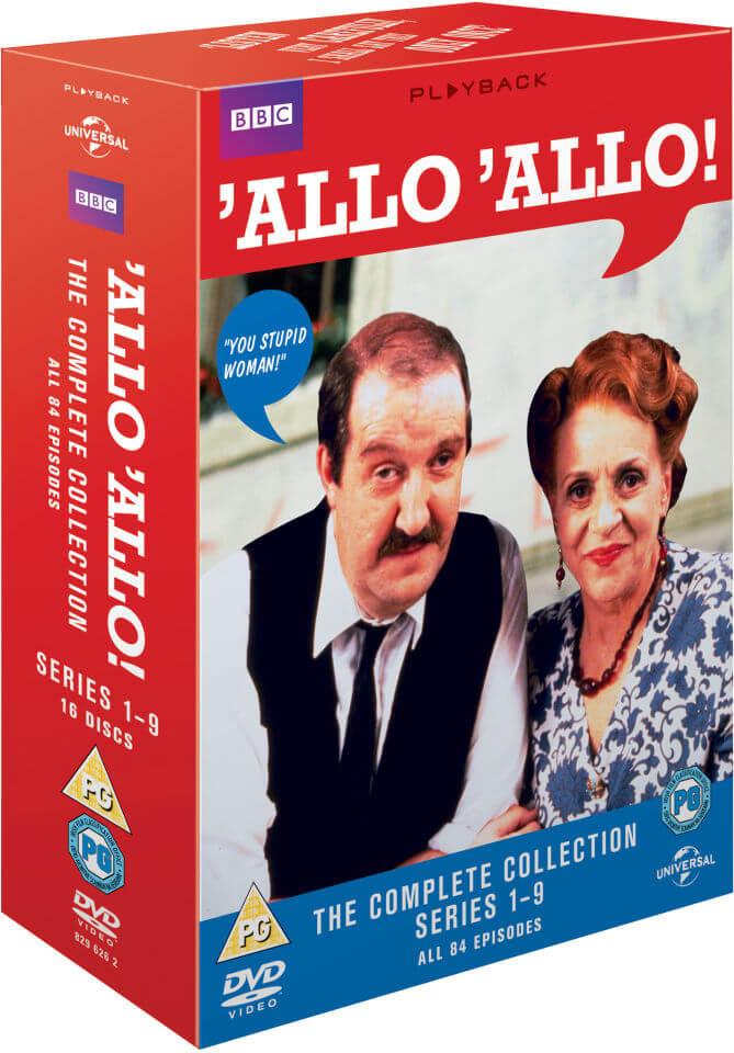 Universal Pictures 'Allo 'Allo - The Complete Box Set