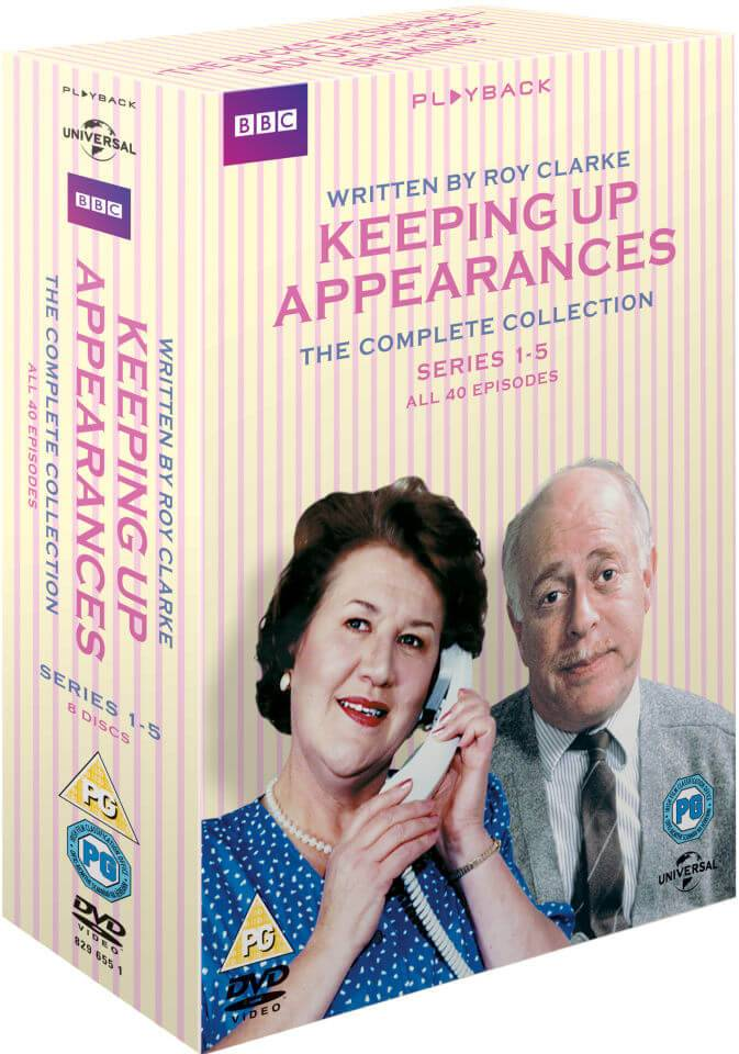 Universal Pictures Keeping Up Appearances - The Complete Collection