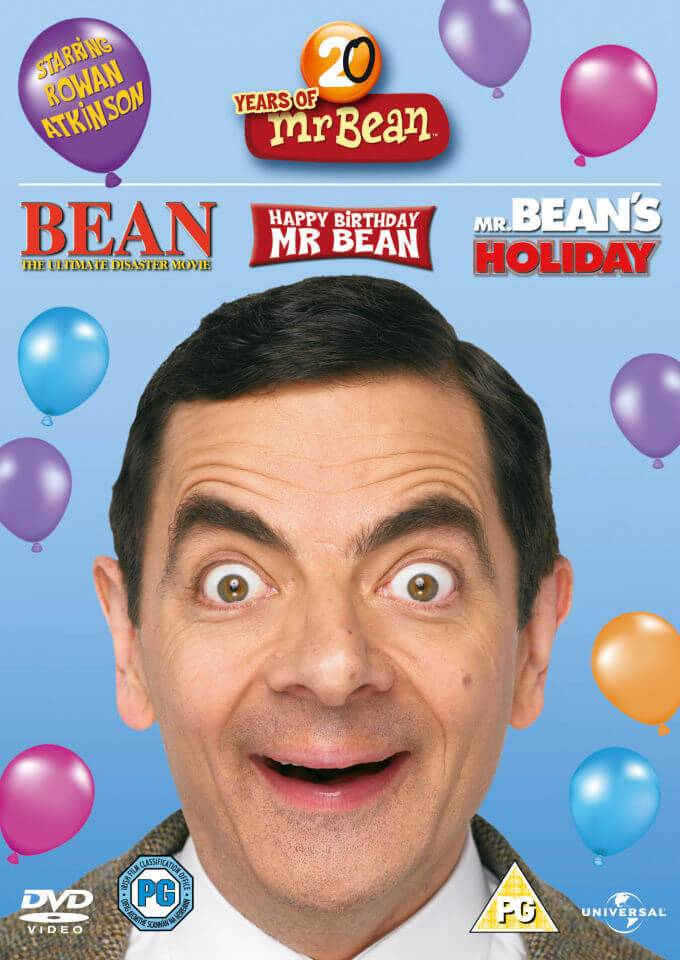 Universal Pictures 20 Years of Mr. Bean