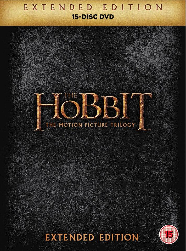 Warner Home Video The Hobbit Trilogy - Extended Edition