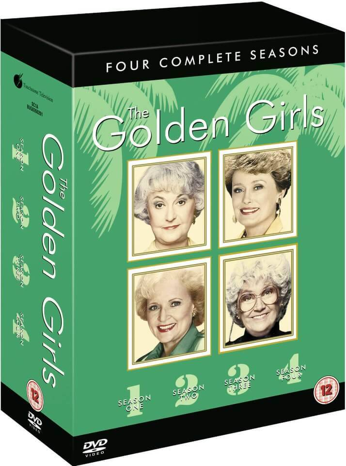 Disney Golden Girls - Series 1 - 4