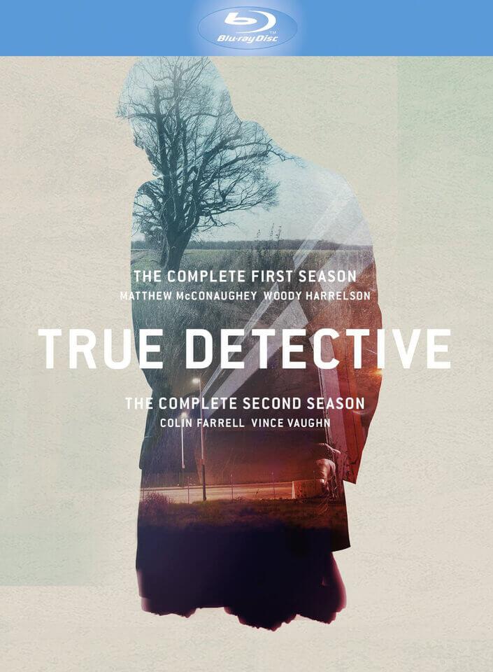 HBO True Detective - Season 1-2