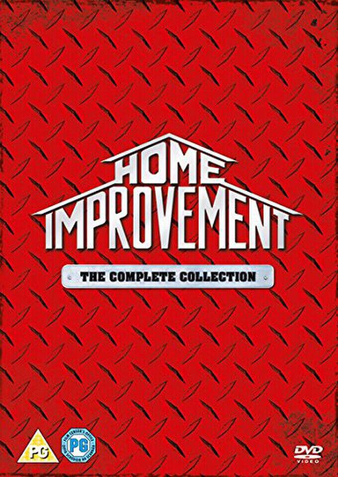 Disney Home Improvement - Season 1-8