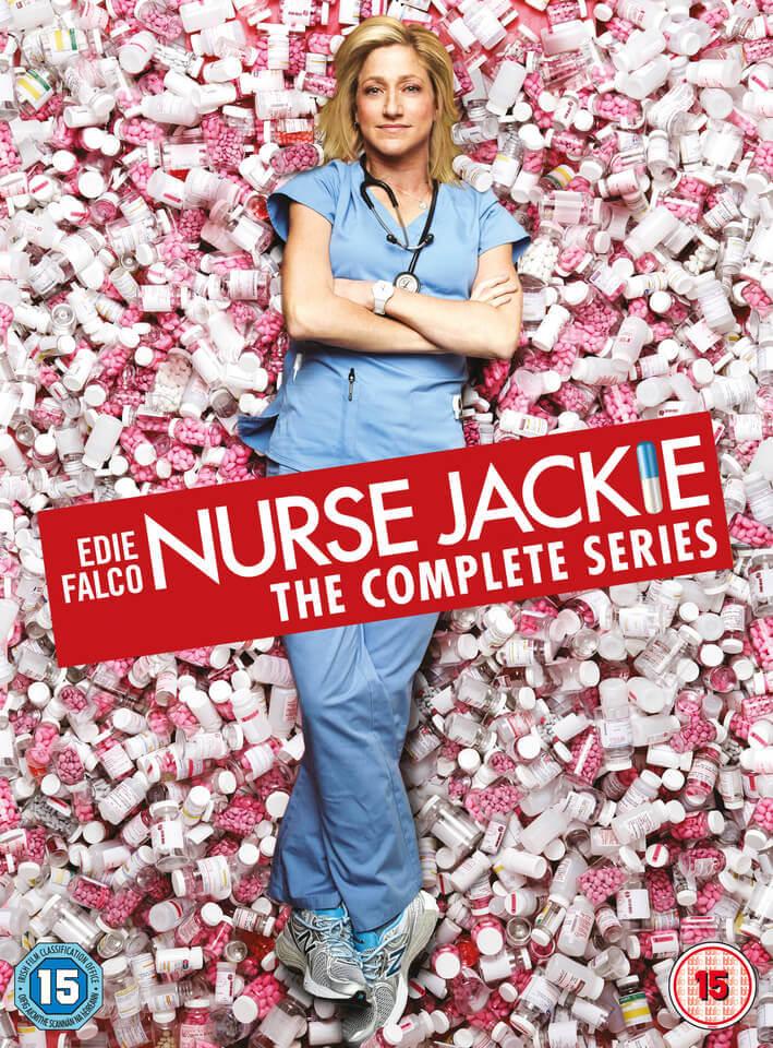 Lionsgate Nurse Jackie Complete Collection