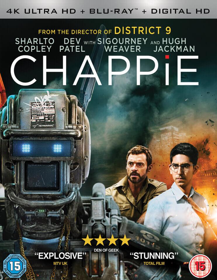 Sony Chappie - 4K Ultra HD