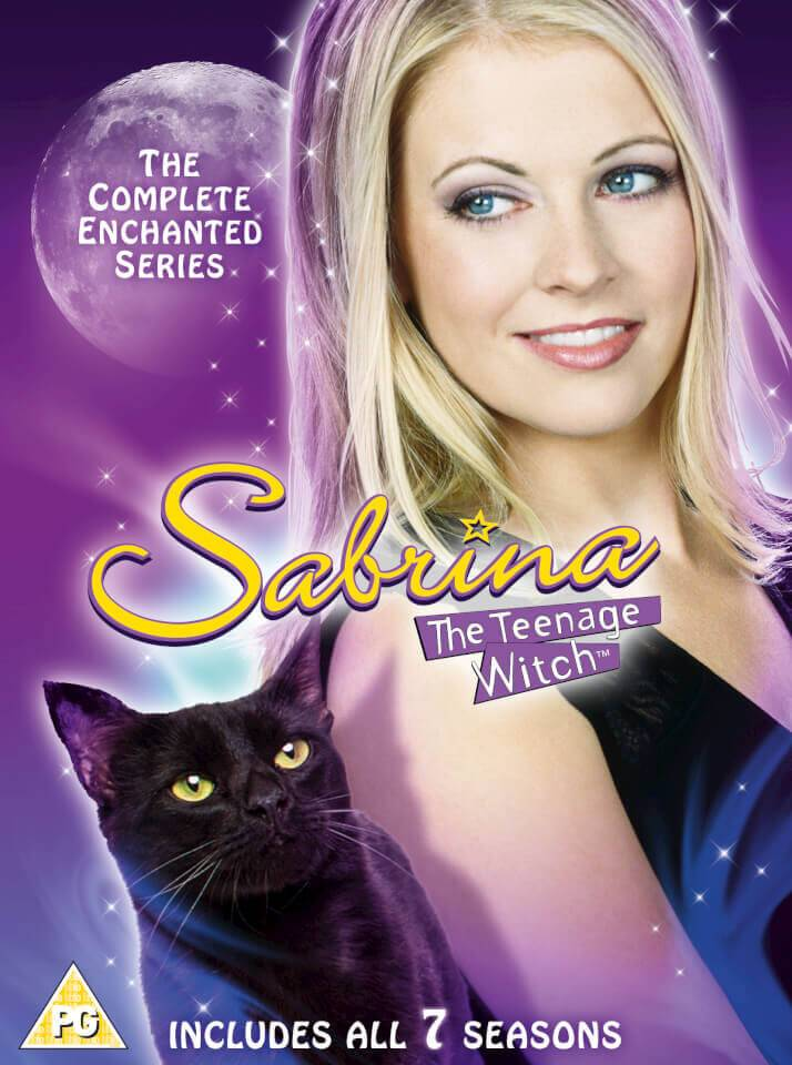 Universal Pictures Sabrina, The Teenage Witch - Season 1-7