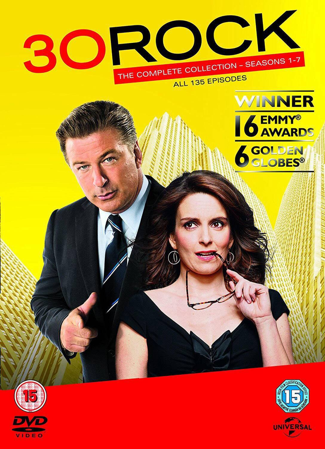 Universal Pictures 30 Rock - Complete Series 1-7