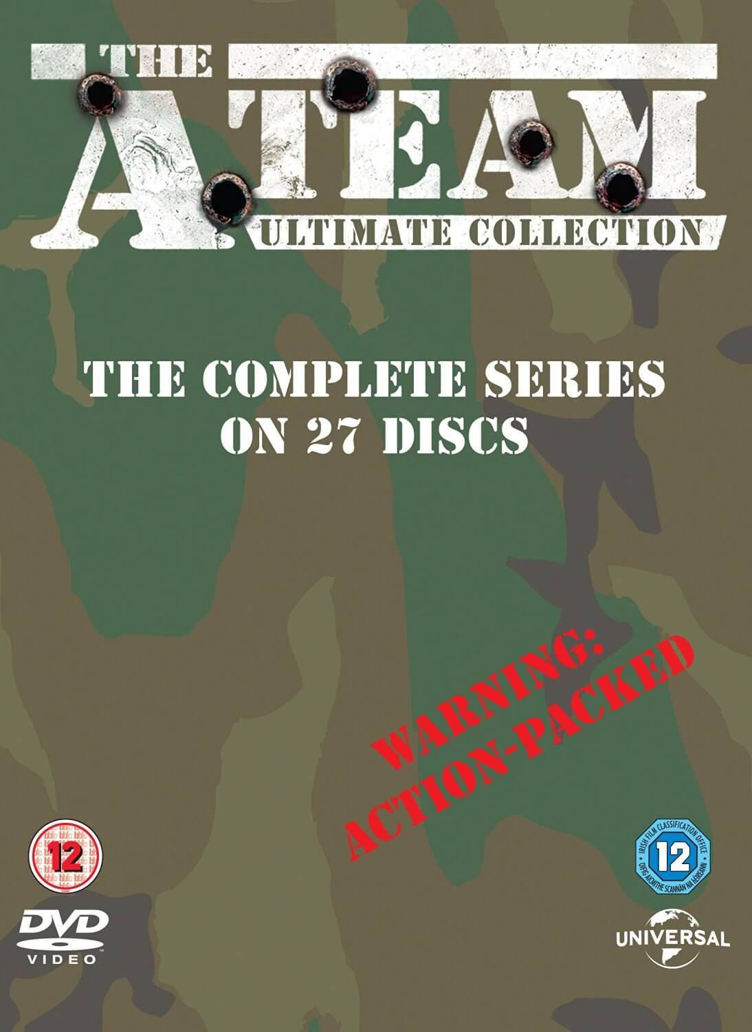 Universal Pictures The A-Team Complete Series 1-5 (Downspec)