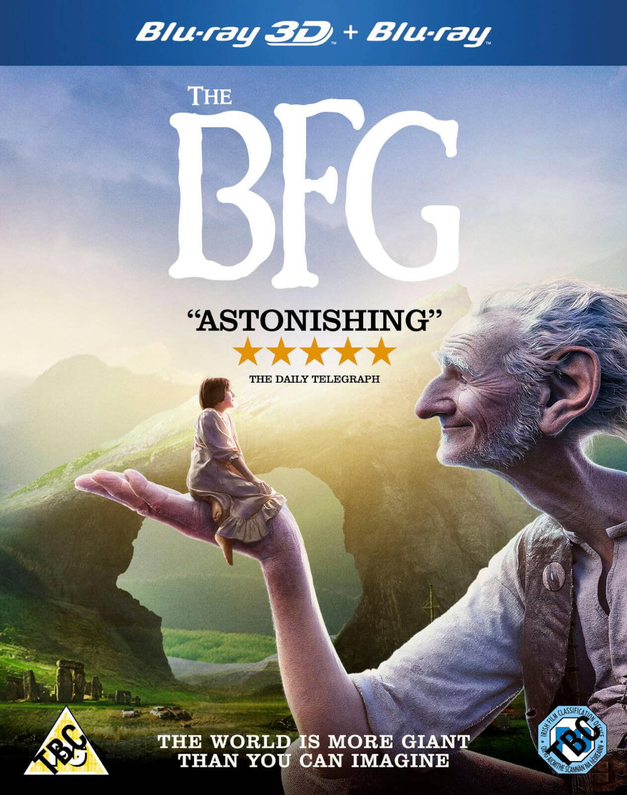 20th Century Fox The BFG 3D (Includes 2D Version)