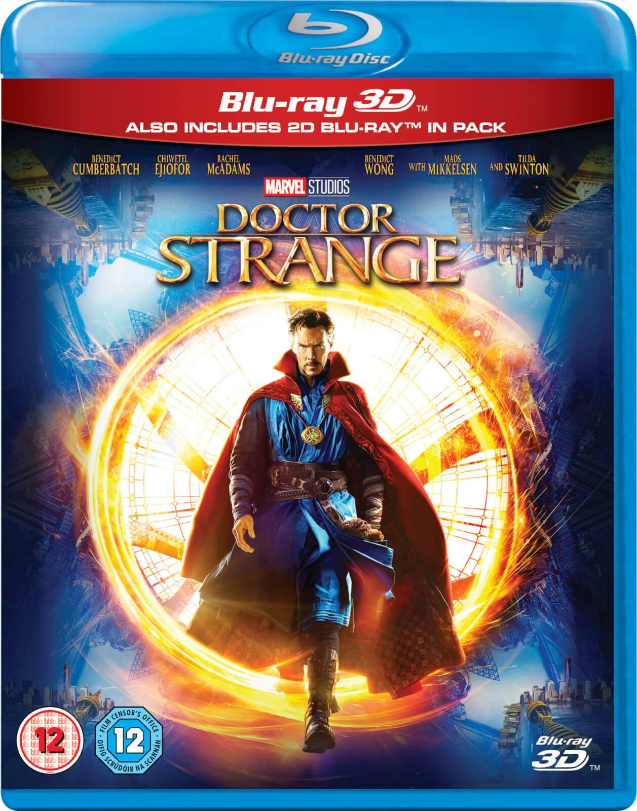 Disney Doctor Strange 3D (Includes 2D Version)