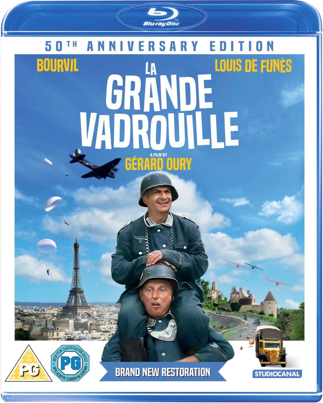 StudioCanal La Grande Vadrouille - 50th Anniversary Restoration