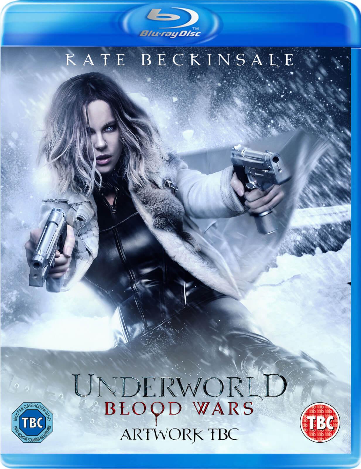 Sony Underworld: Blood Wars 3D (Includes 2D Version)