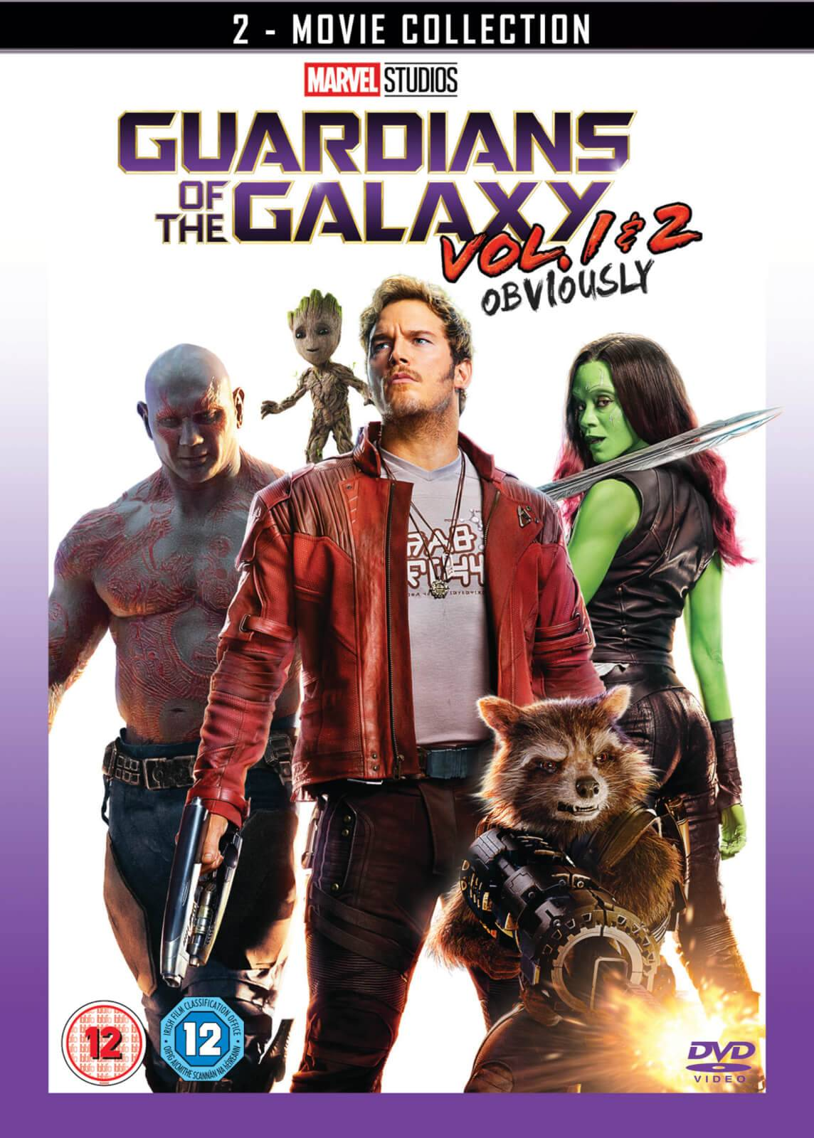 Disney Guardians of the Galaxy - Doublepack