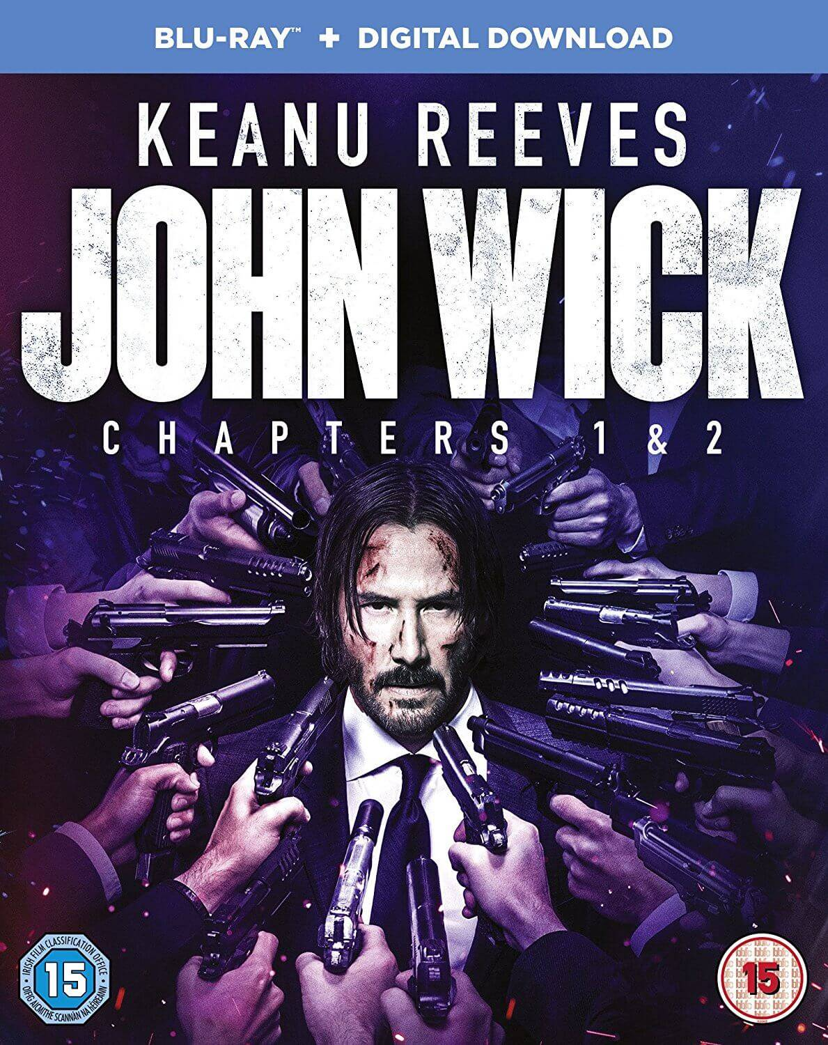 Warner Home Video John Wick: 1&2