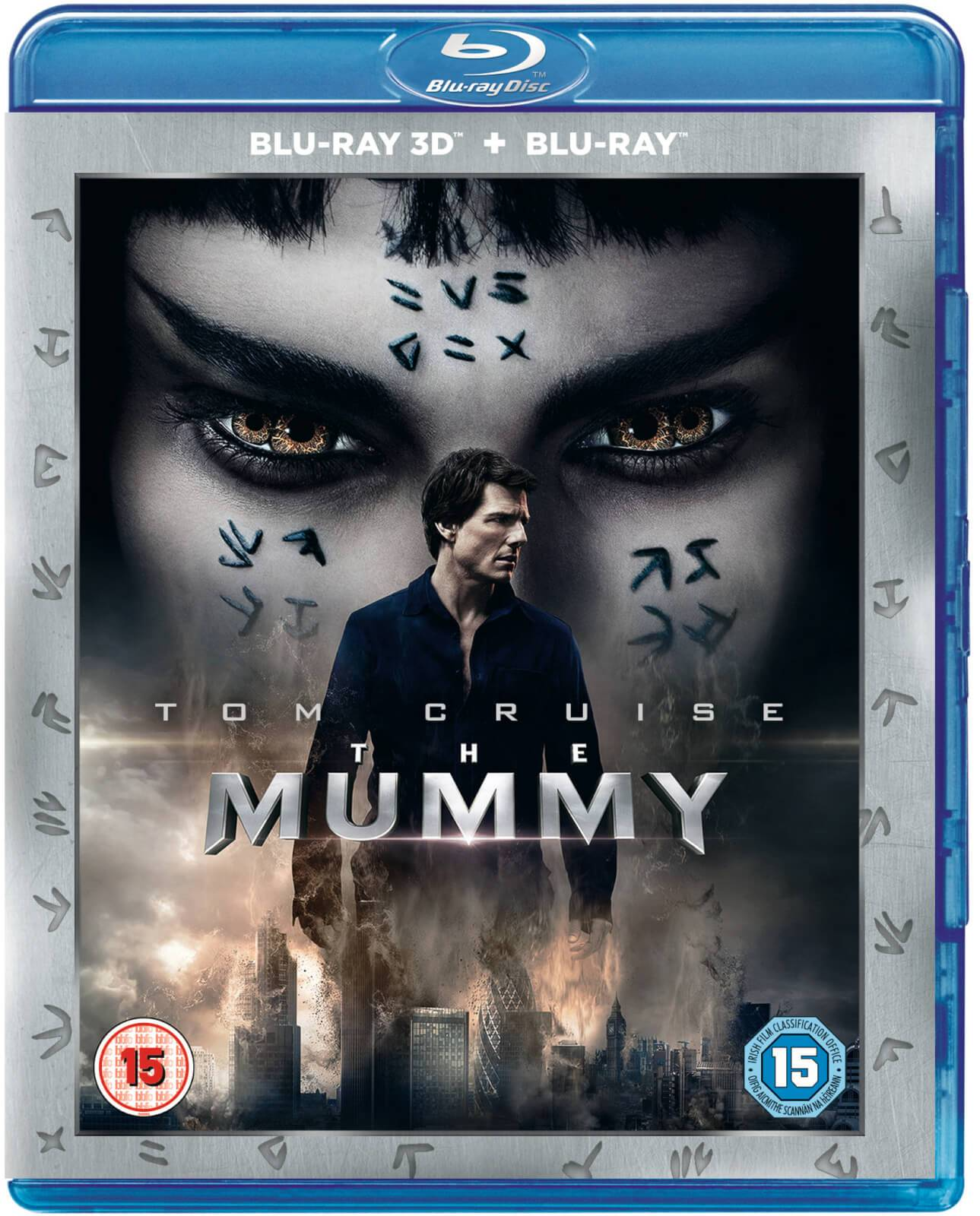 Universal Pictures The Mummy (2017) 3D (Includes 2D Version & Digital Download)