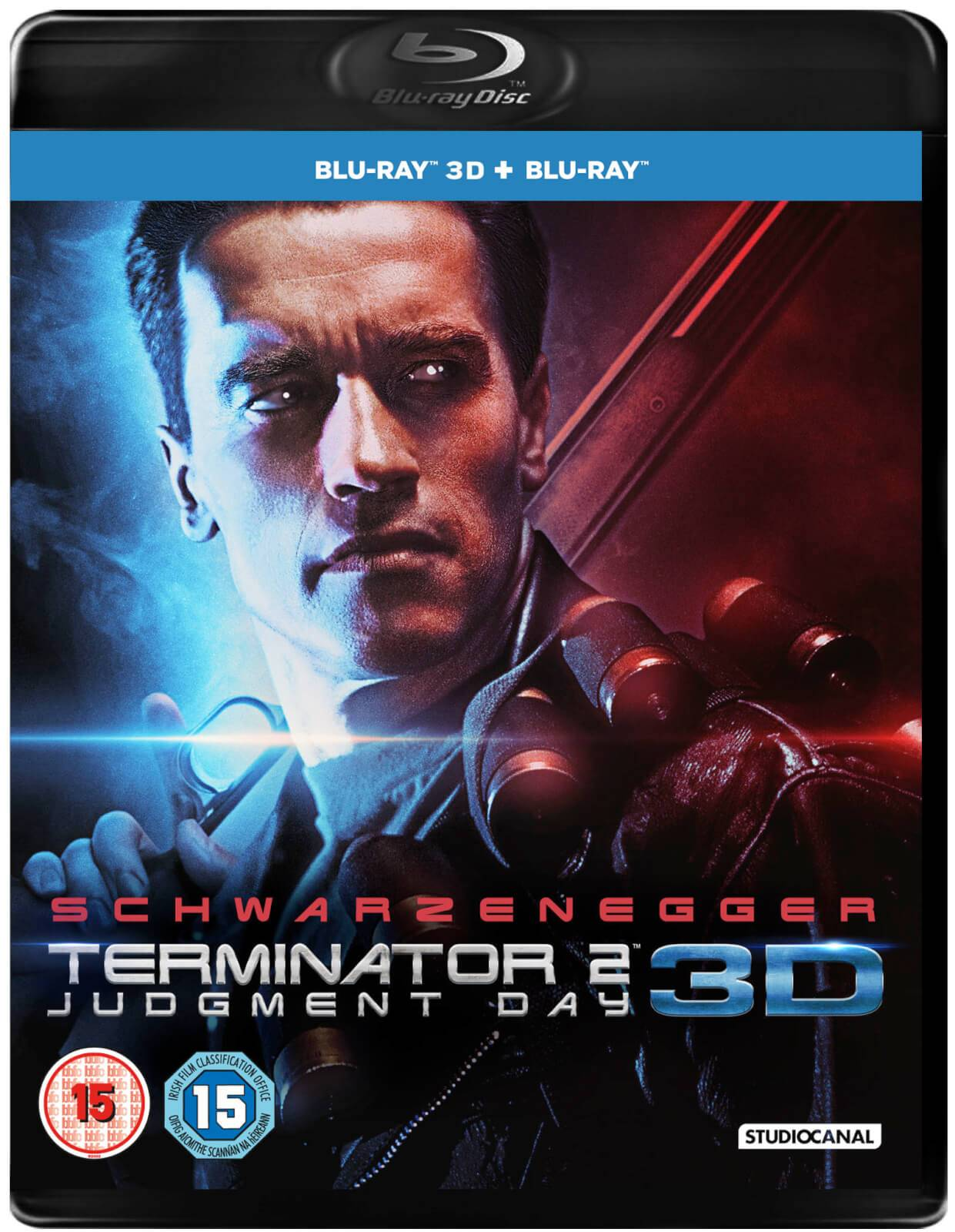 StudioCanal Terminator 2: Remastered 3D (Includes 2D Version)