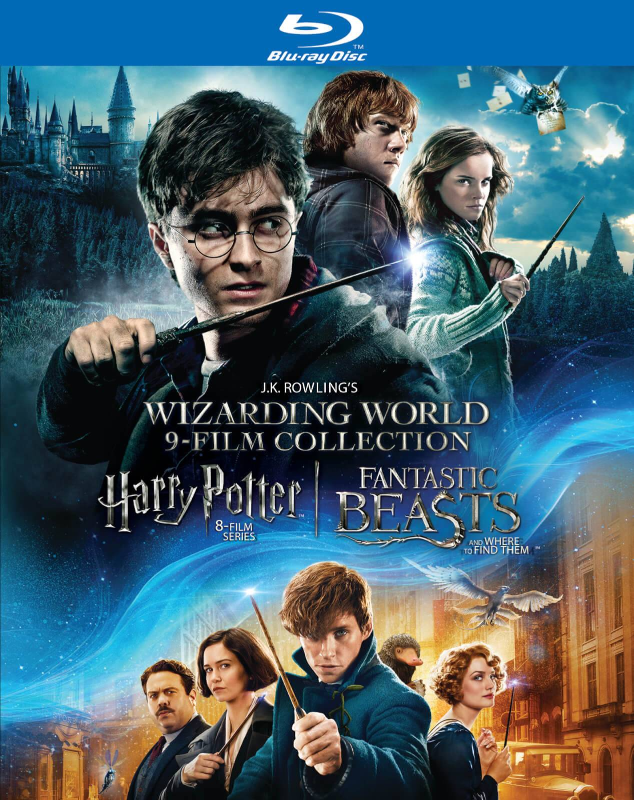 Warner Home Video The Wizarding World - 9 Film Collection