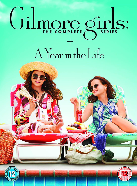 Warner Home Video Gilmore Girls - Season 1-8