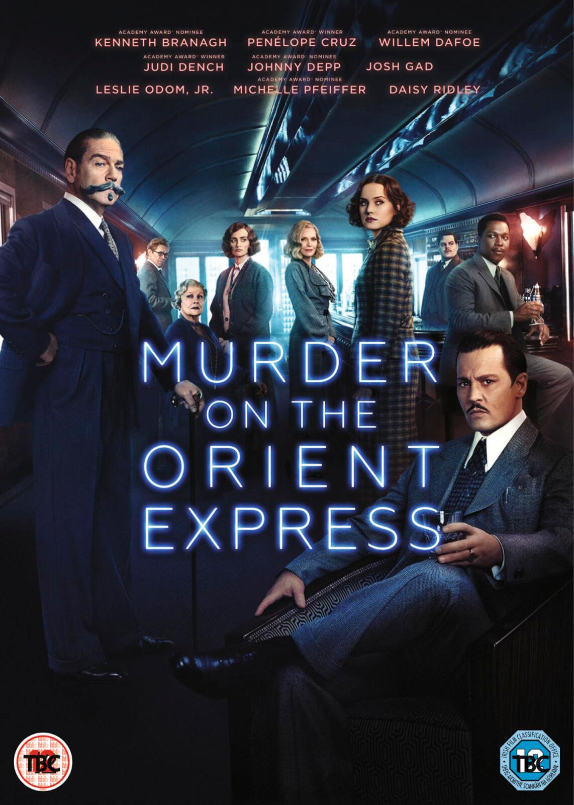 20th Century Fox Murder On The Orient Express