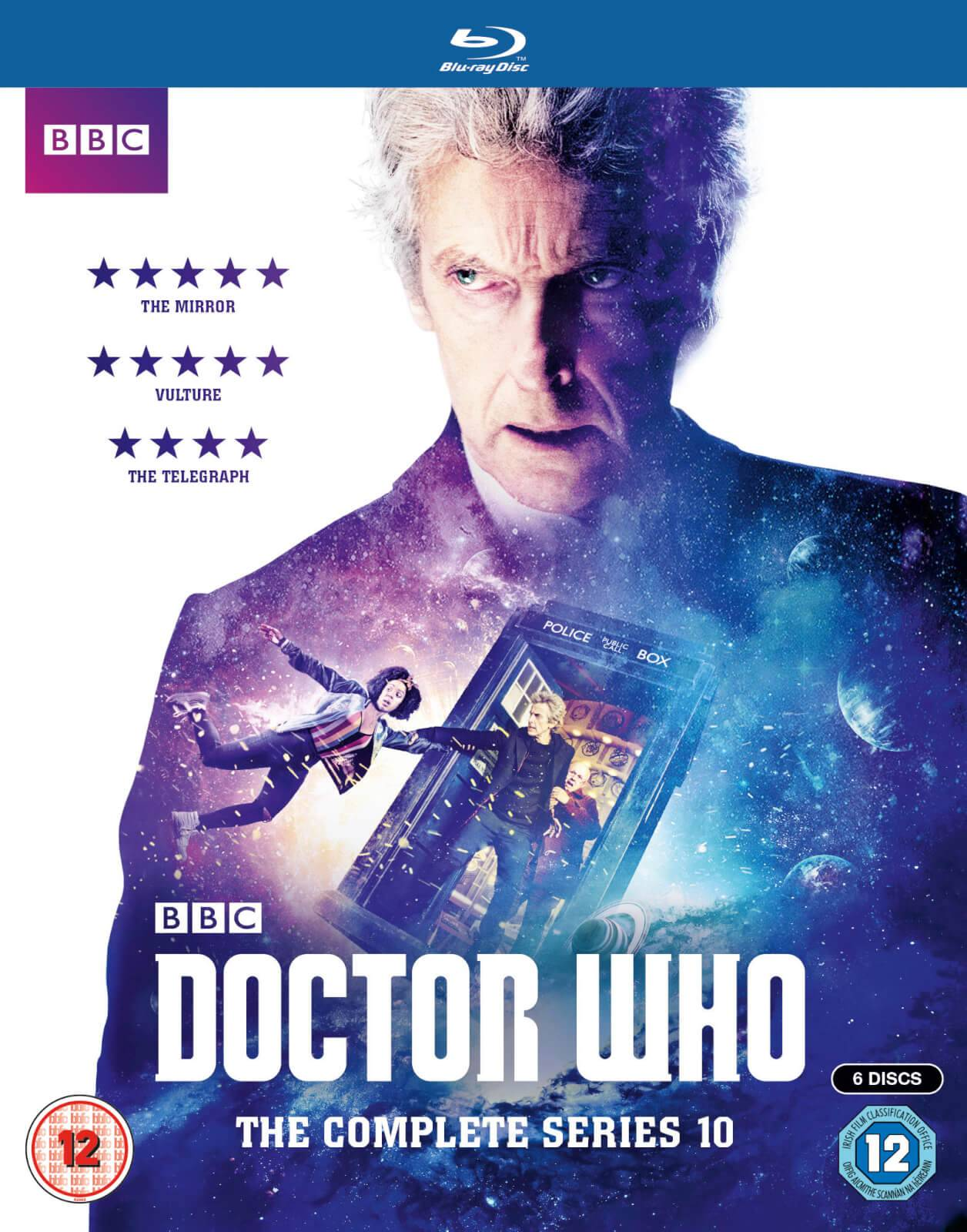 BBC Doctor Who - The Complete Series 10