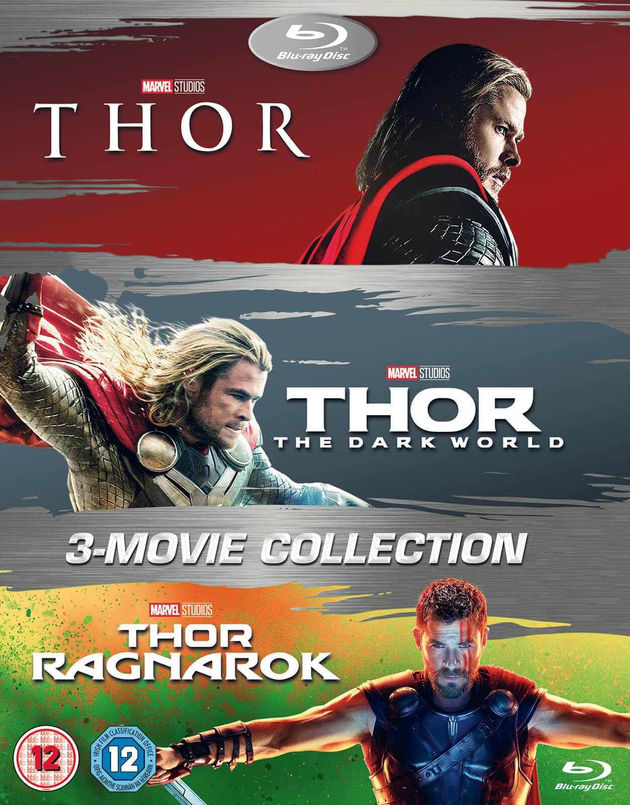 Disney Thor: 1-3 Boxset