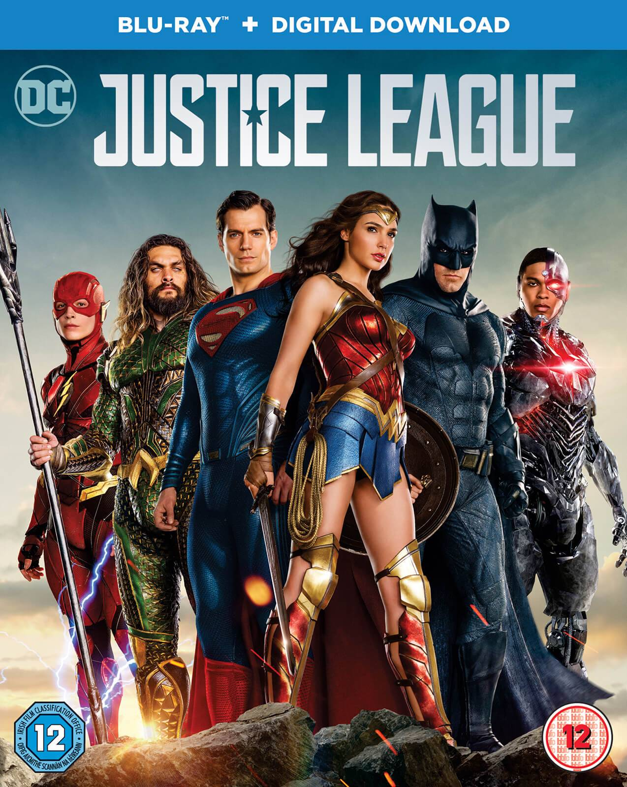 Warner Home Video Justice League (Includes Digital Download)