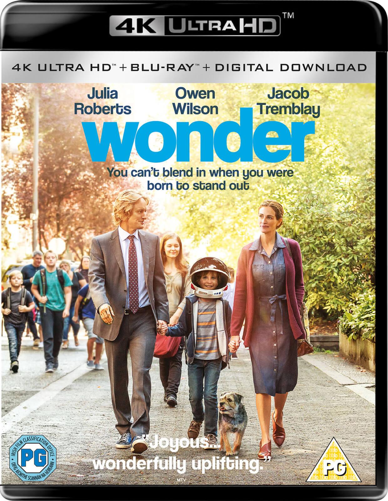 Lionsgate Wonder - 4K Ultra HD