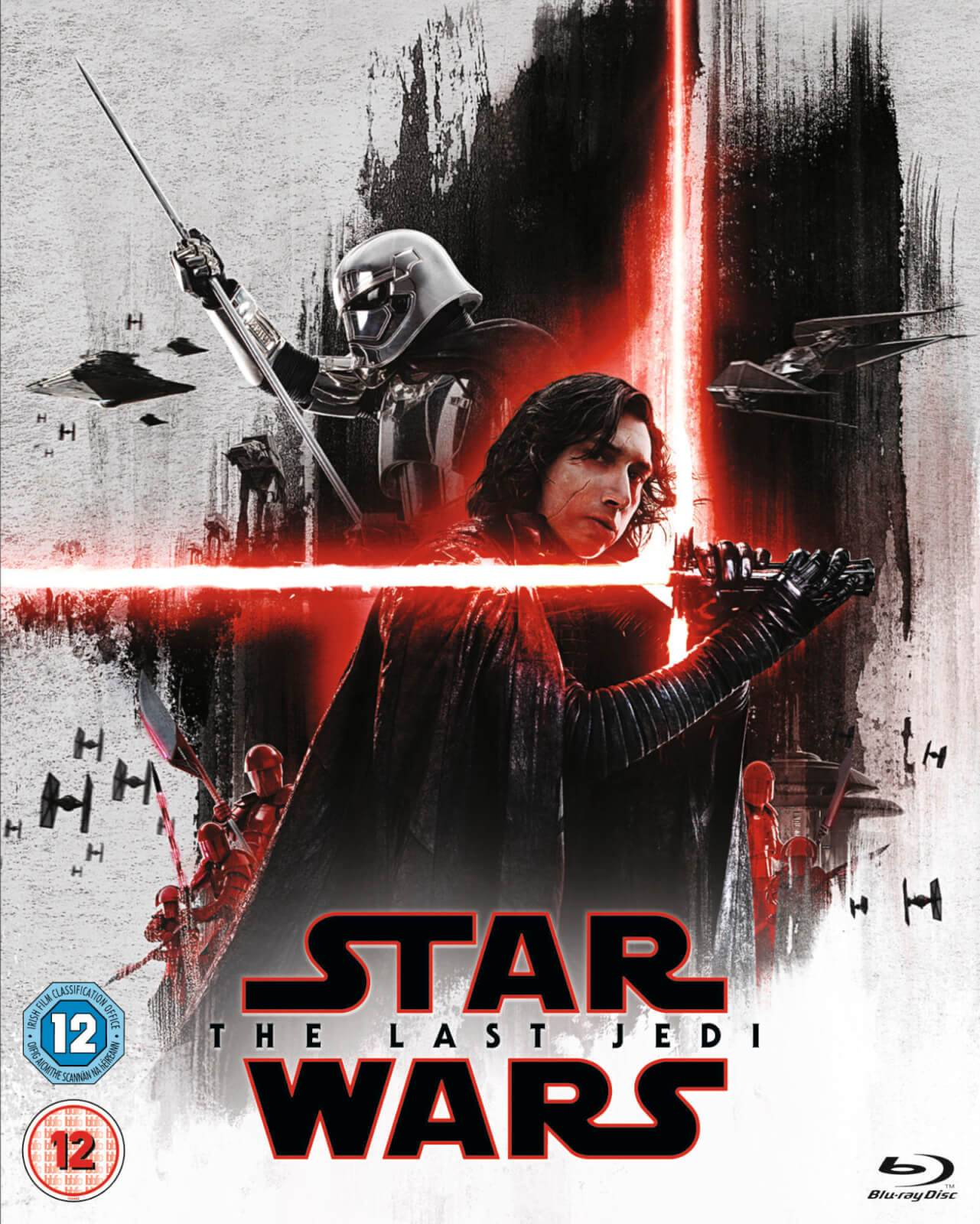 Disney Star Wars: The Last Jedi (With Limited Edition The First Order Artwork Sleeve)