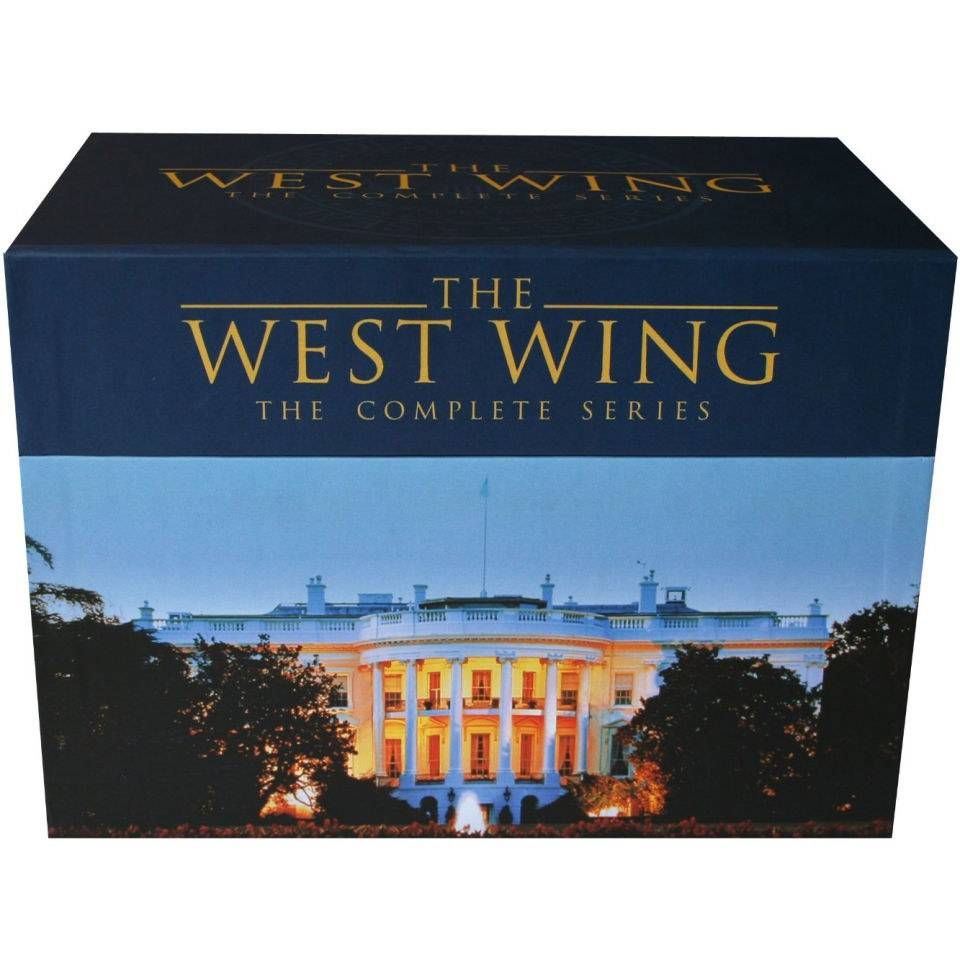 Warner Home Video The West Wing - Seasons 1-7 Complete Box Set