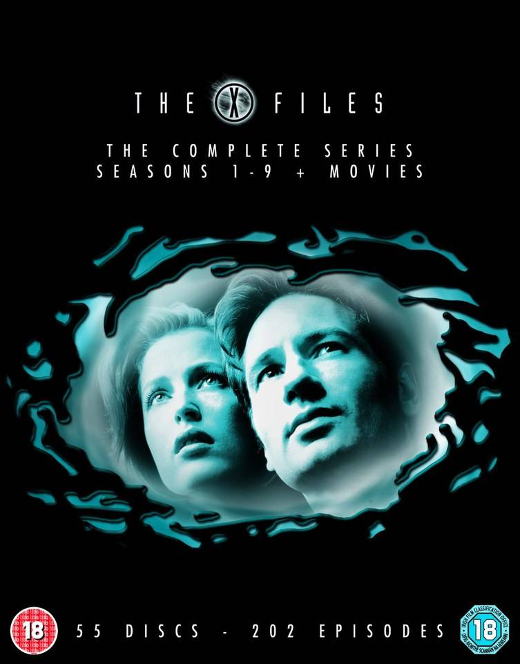 Fox The X Files - Seasons 1-9 plus Movies