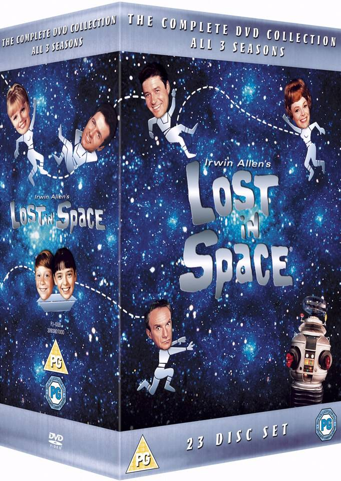 Fox Lost In Space - Complete 23 DVD Box Set