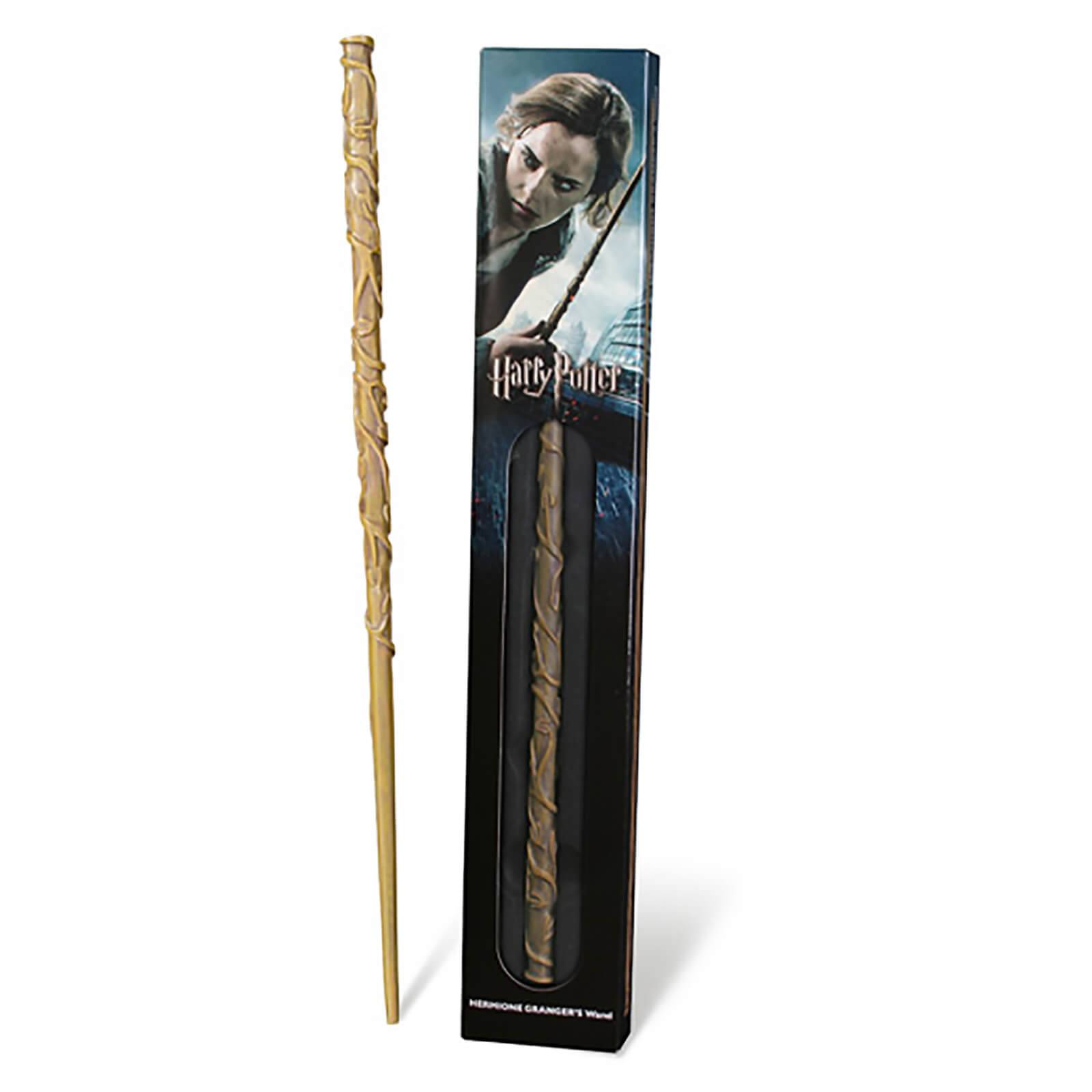 Noble Collection Harry Potter Hermione Granger's Wand with Window Box