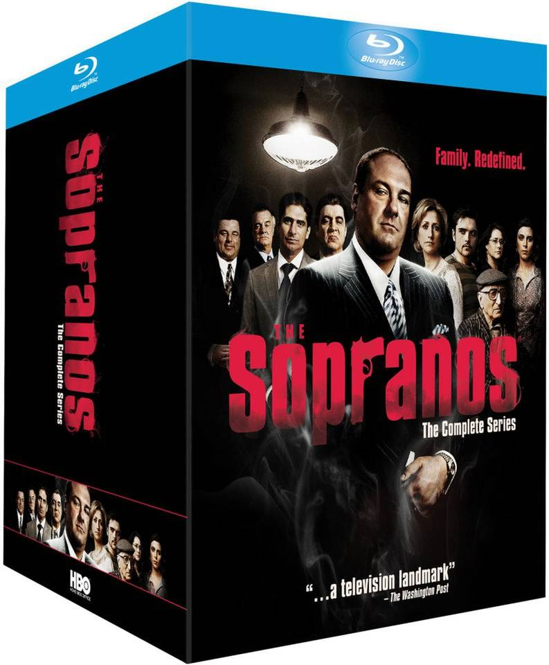 HBO The Sopranos - The Complete Collection