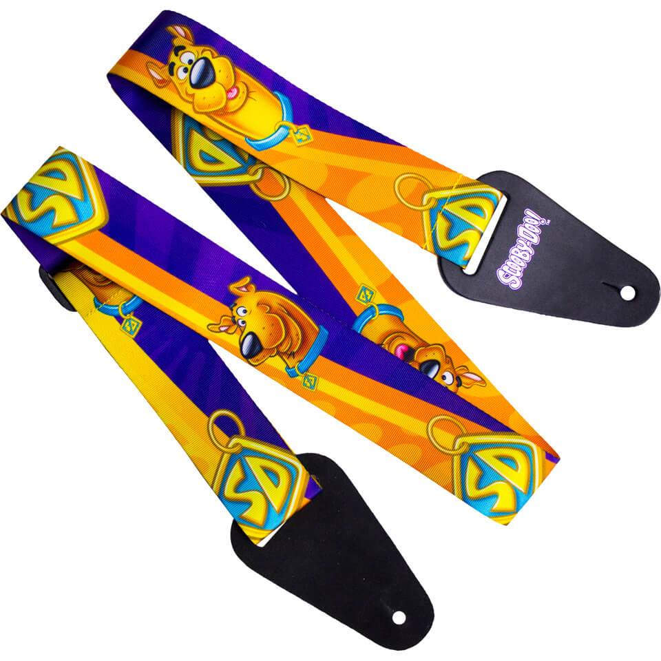 Access All Areas Scooby-Doo! Fabric Guitar Strap