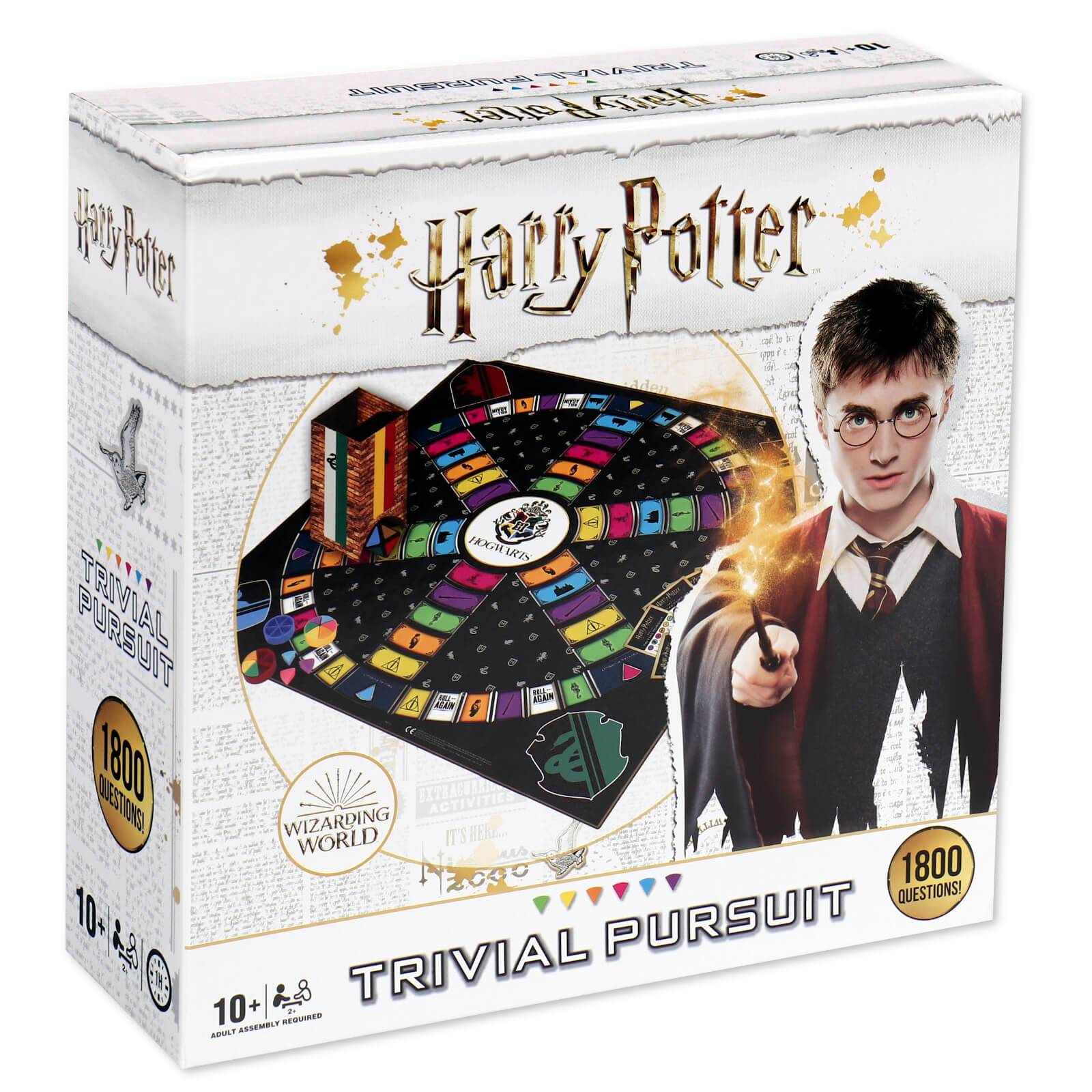 Winning Moves Trivial Pursuit Game - Harry Potter Ultimate Edition