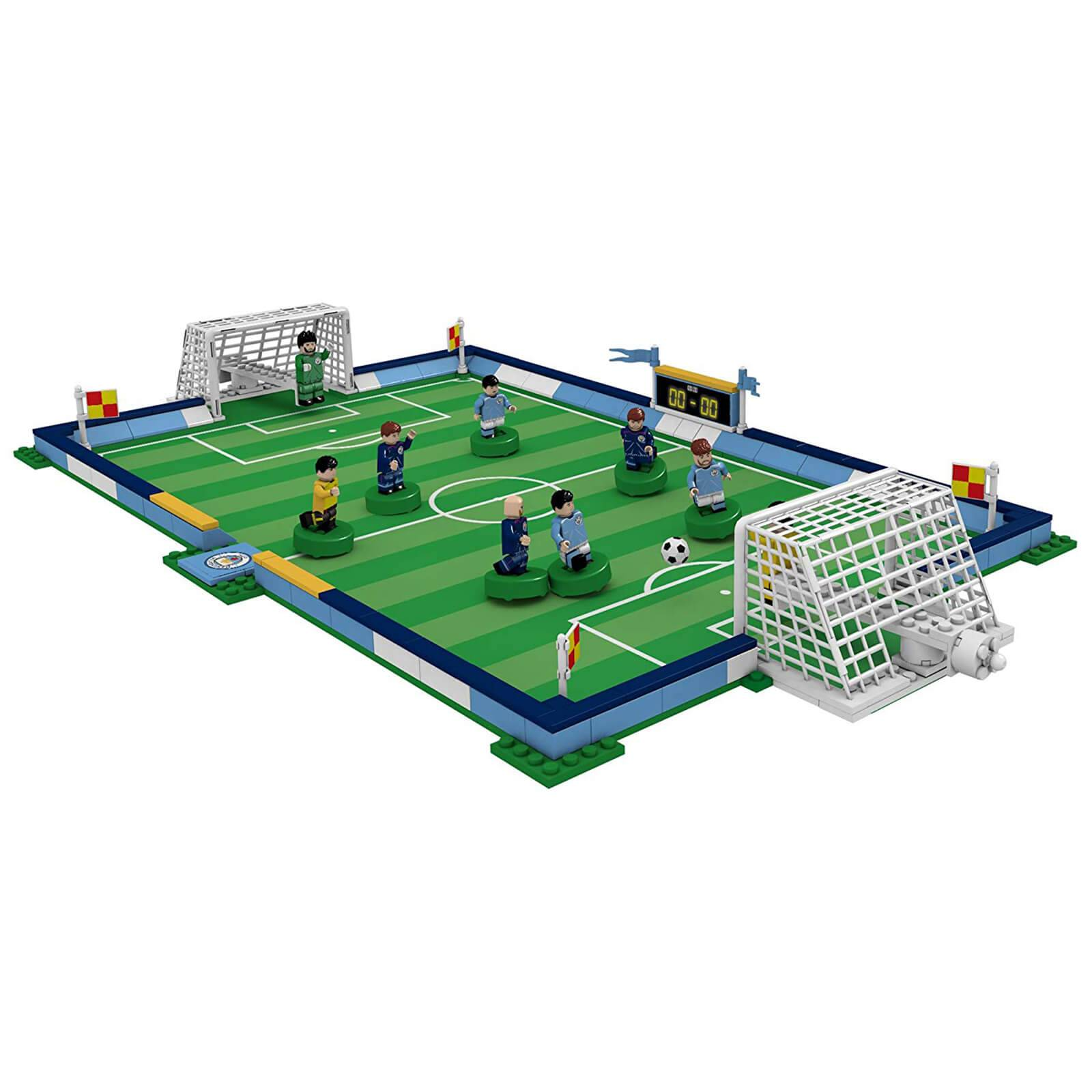 Paul Lamond Games Nanostars Manchestester City Pitch Set