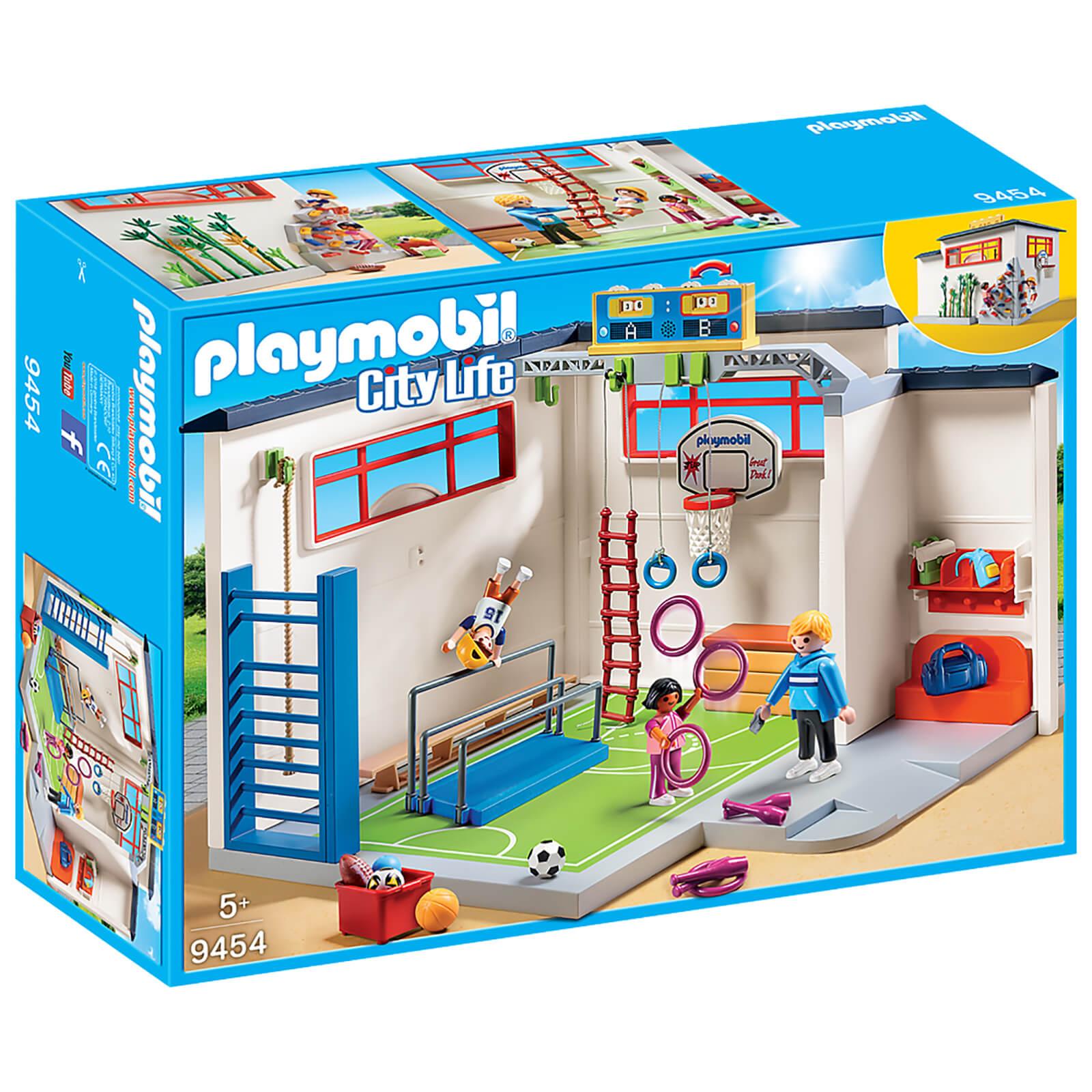 Playmobil City Life Gym with Score Display (9454)