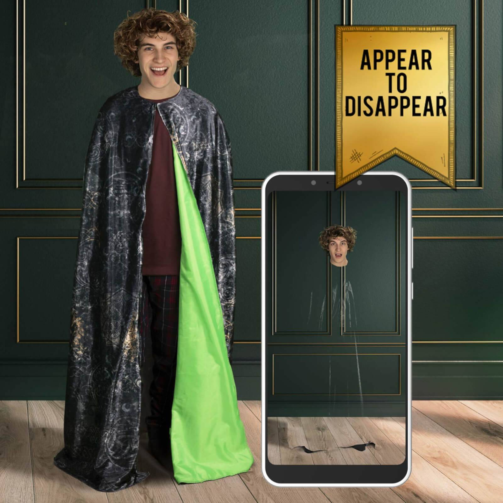 Wow! Stuff Harry Potter Invisibility Cloak (Free App)