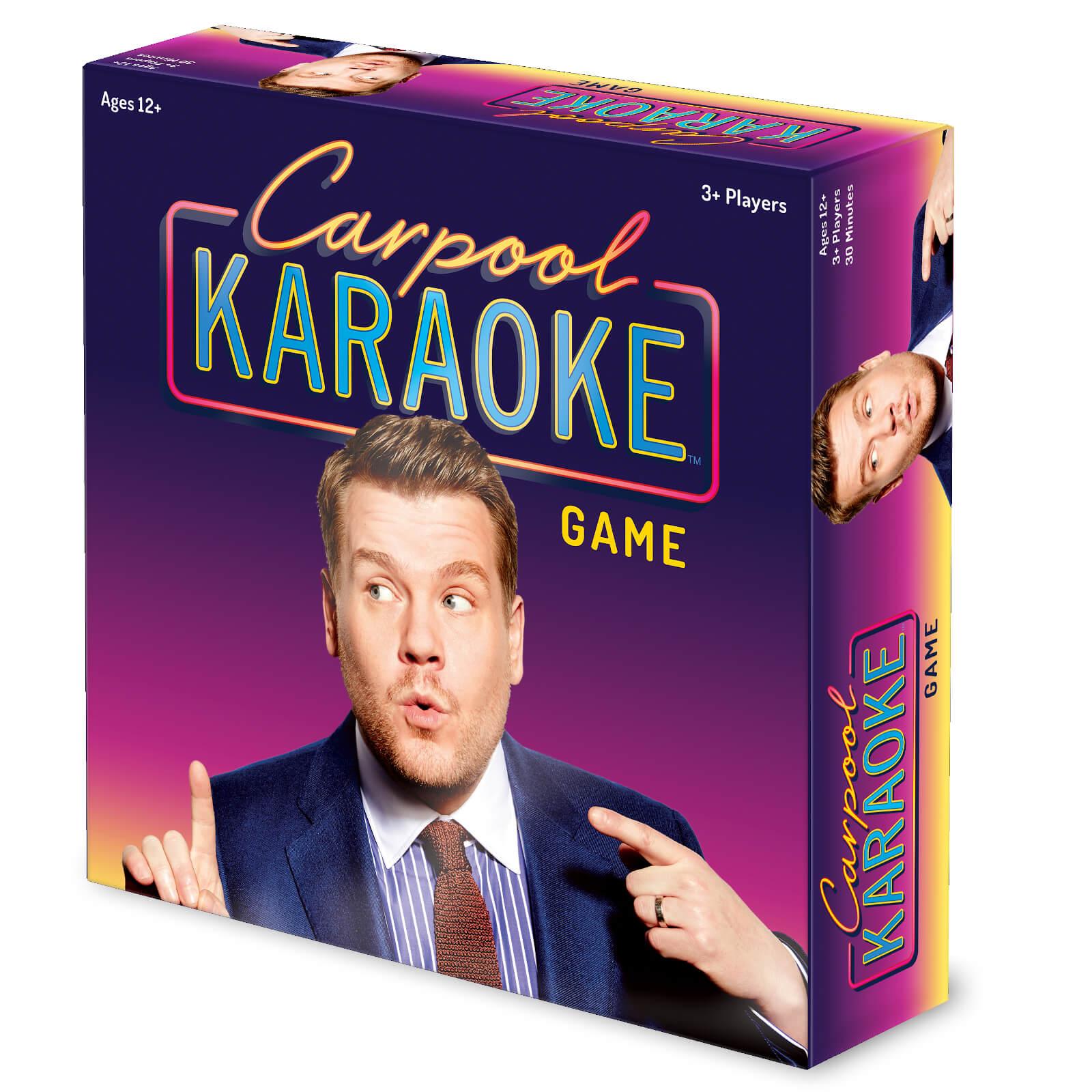 Asmodee Carpool Karaoke Board Game