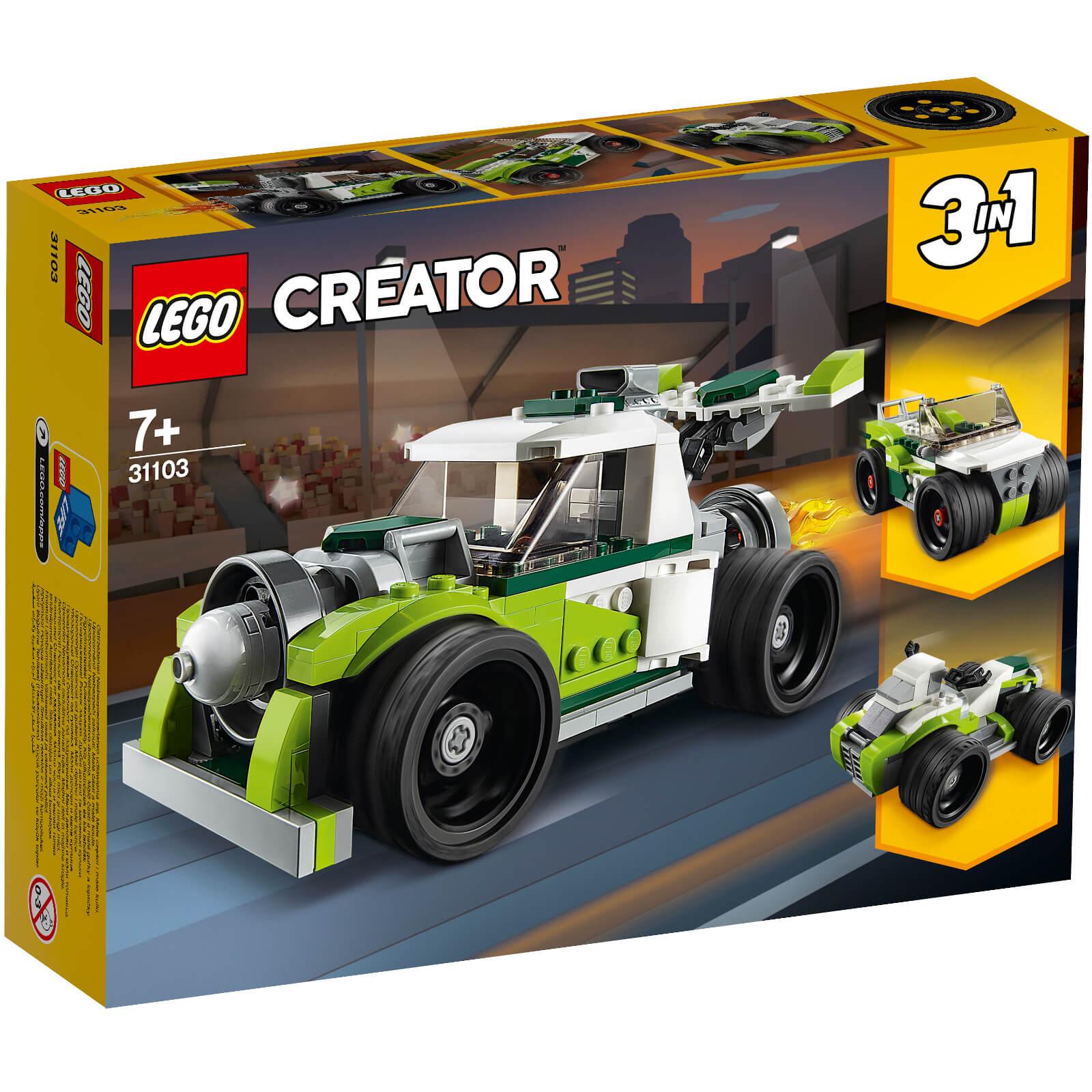 Lego Creator: Rocket Truck (31103)