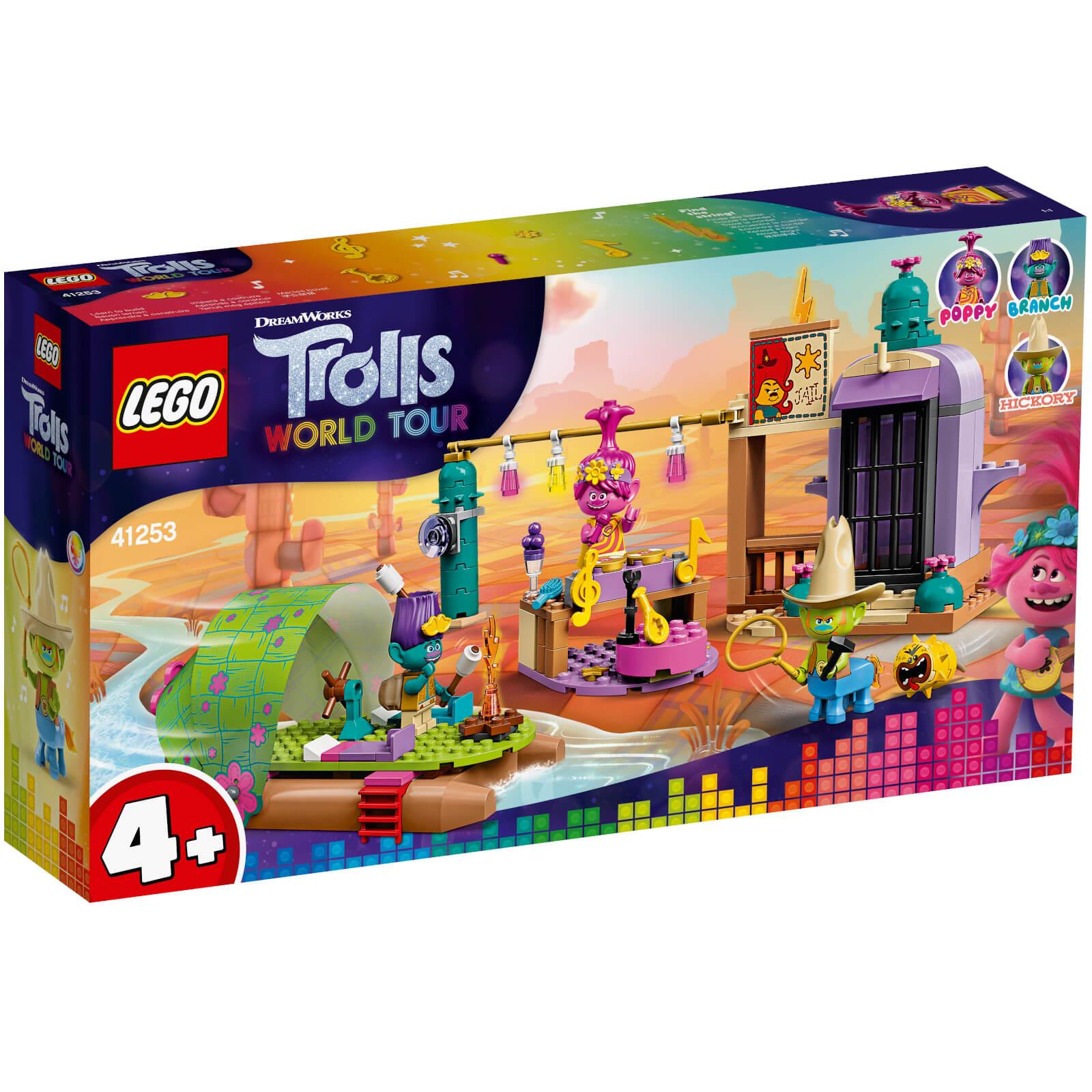 Lego Trolls: Lonesome Flats Raft Adventure (41253)
