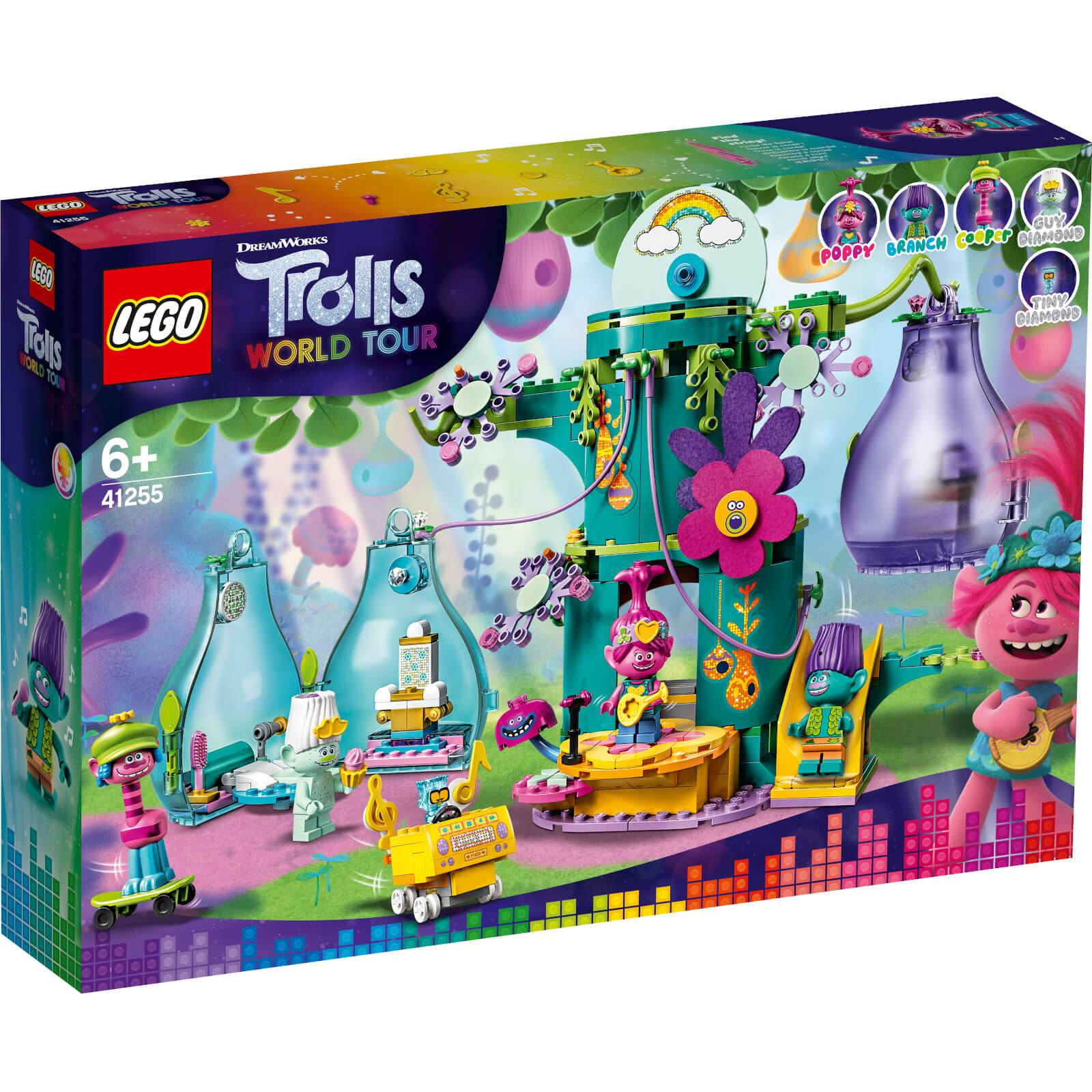 Lego Trolls: Pop Village Celebration (41255)