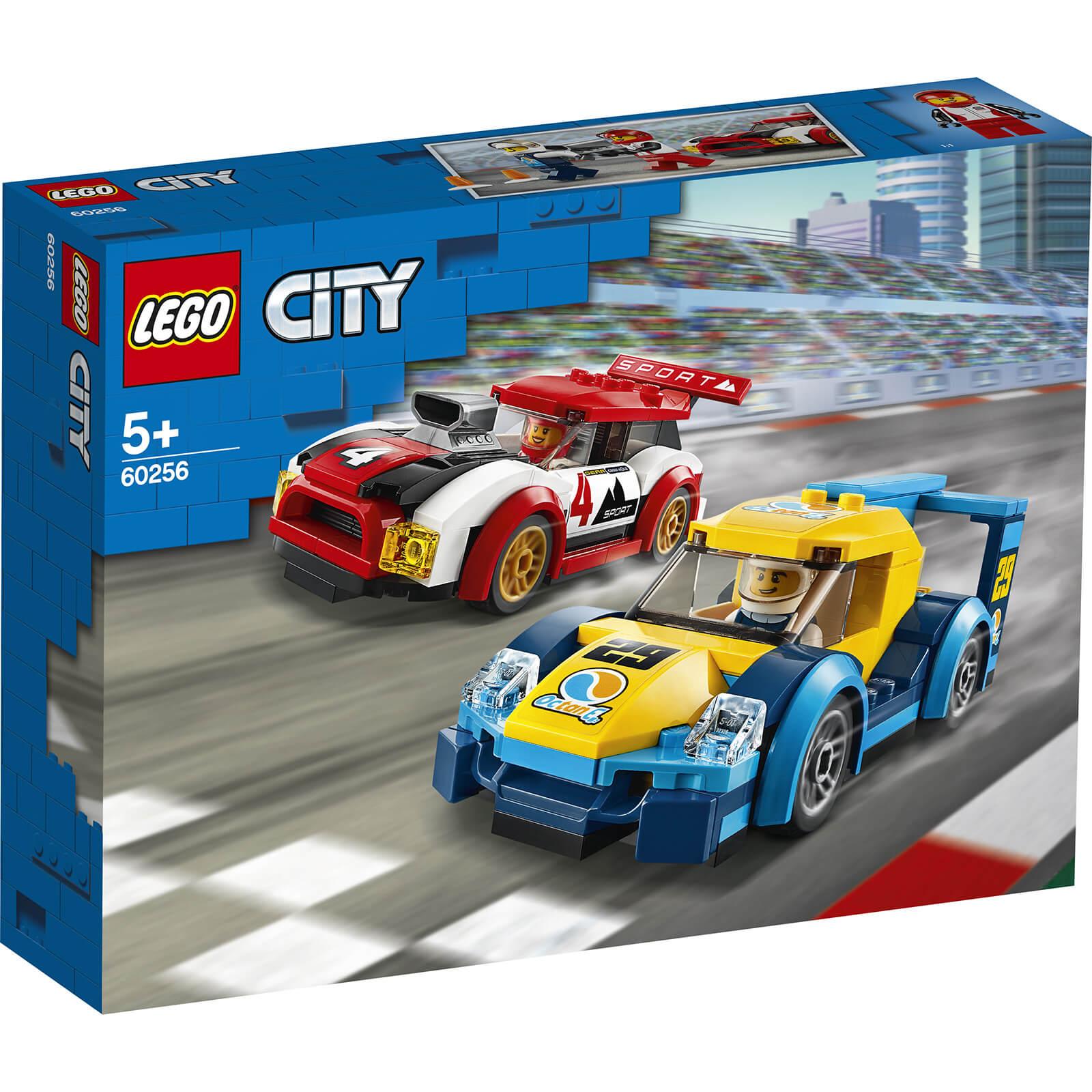 Lego City Nitro Wheels: Racing Cars (60256)
