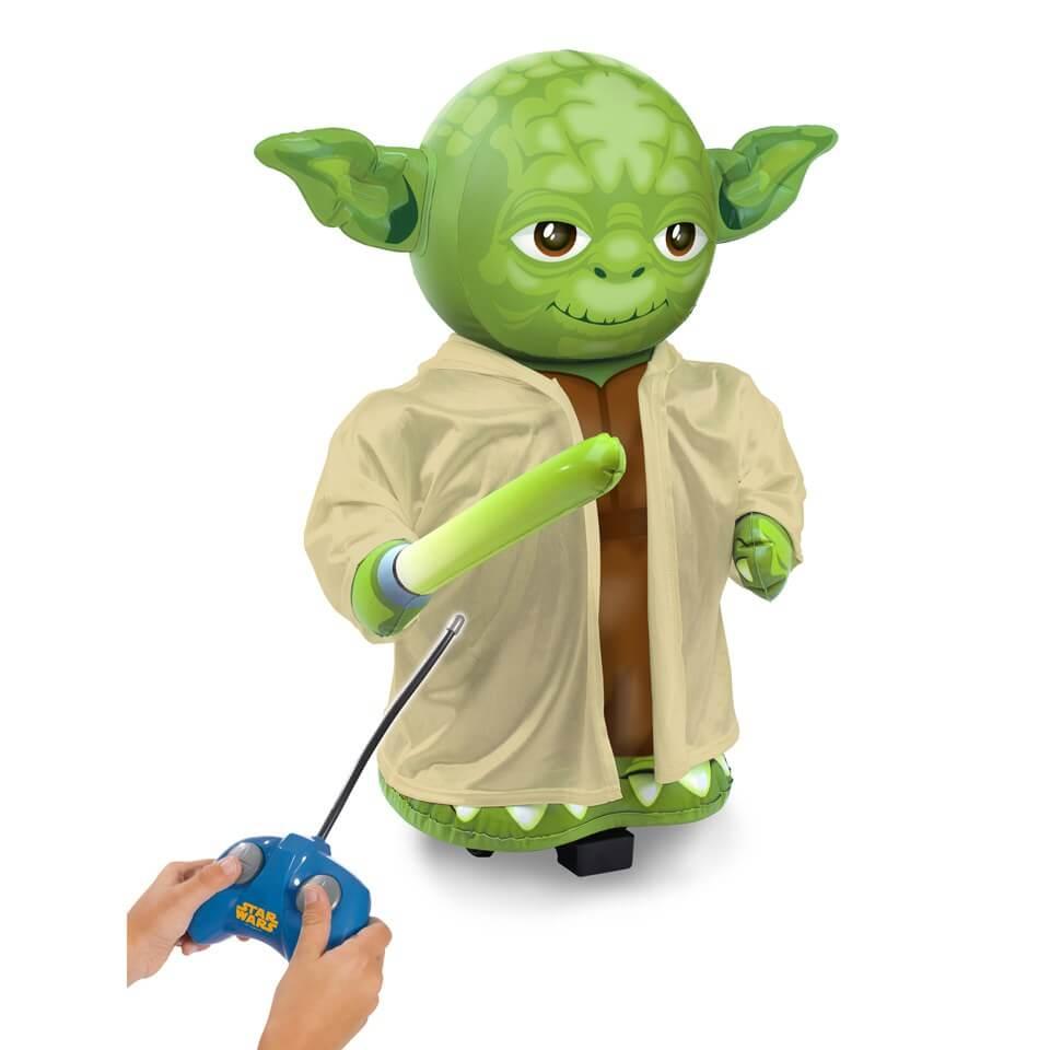 Bladez Toyz Bladez Toys Star Wars Jumbo Inflatable Yoda with Sounds