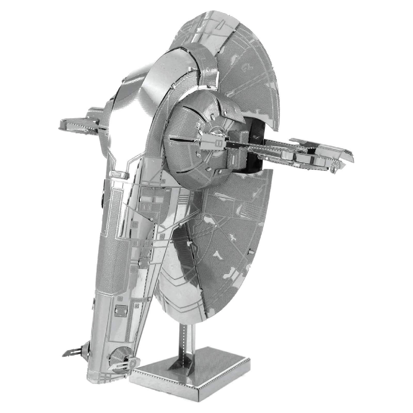 Professor Puzzle Star Wars Slave I Metal Earth Construction Kit
