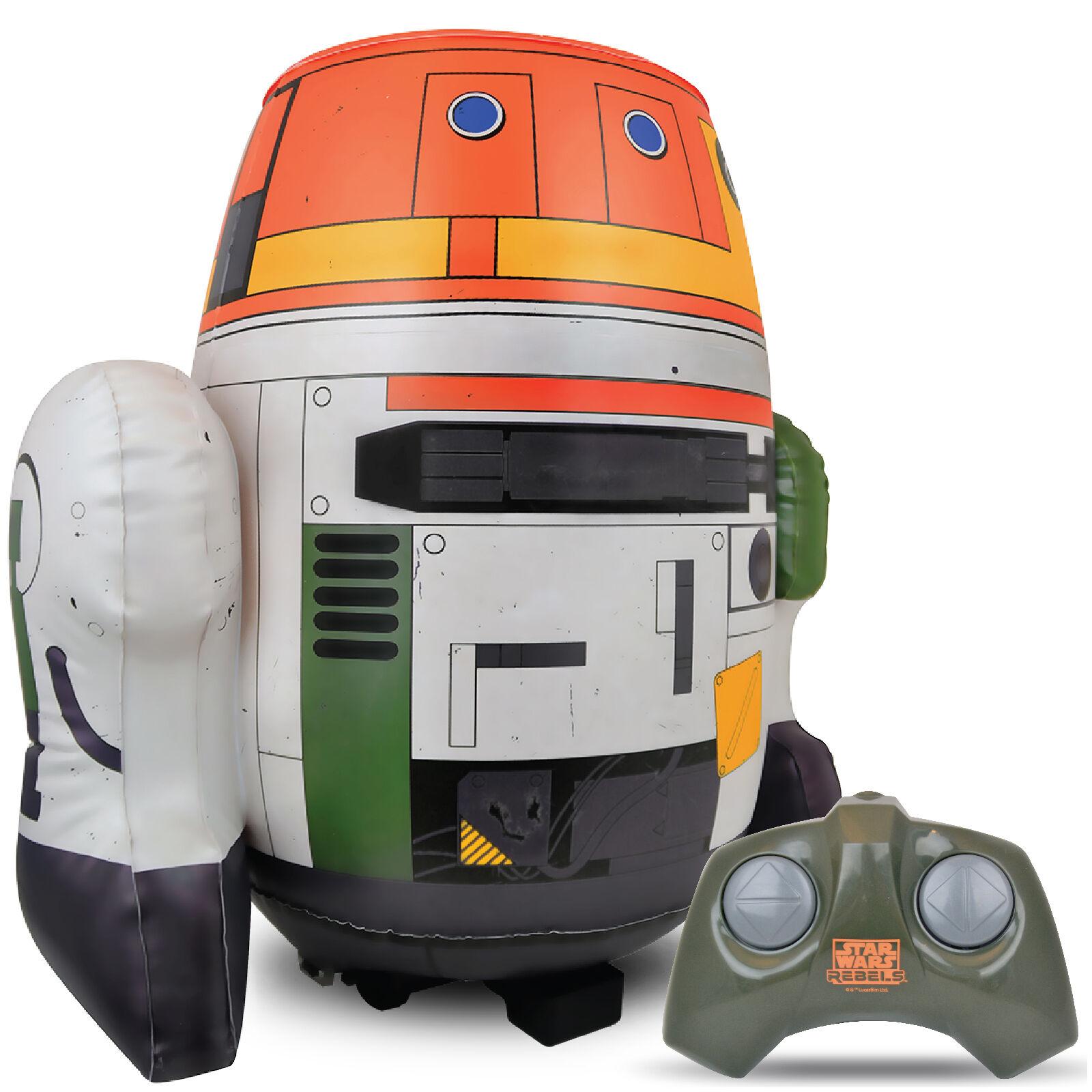 Bladez Toyz Star Wars Radio Control Jumbo Inflatable - Chopper