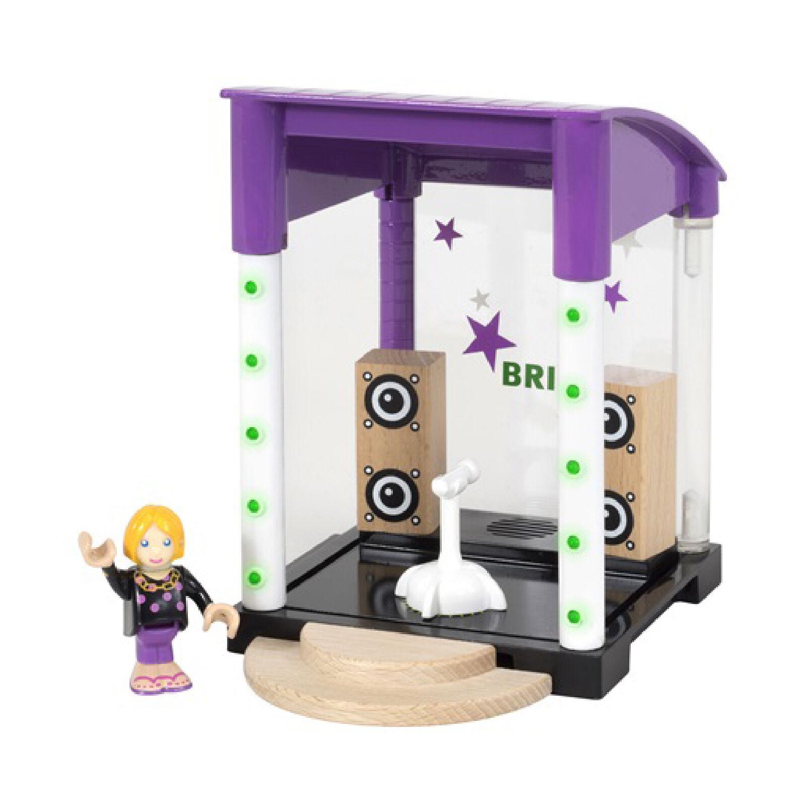Brio Construction Toys Singing Stage